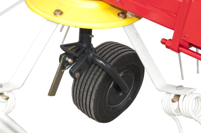 Nastavitelný sklon rotorů | PÖTTINGER